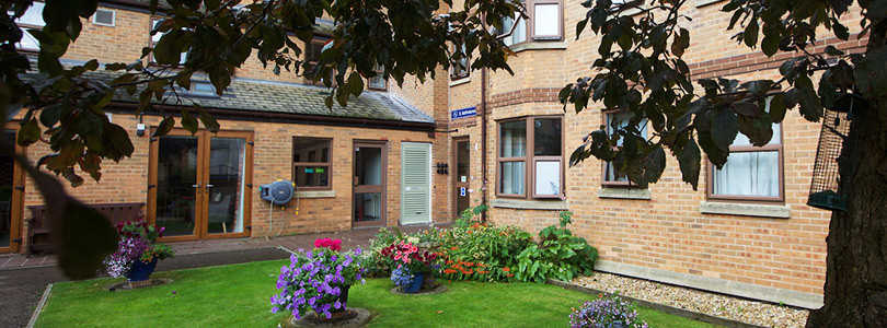 St Bartholomew's Sheltered Housing Gloucester Charities Trust