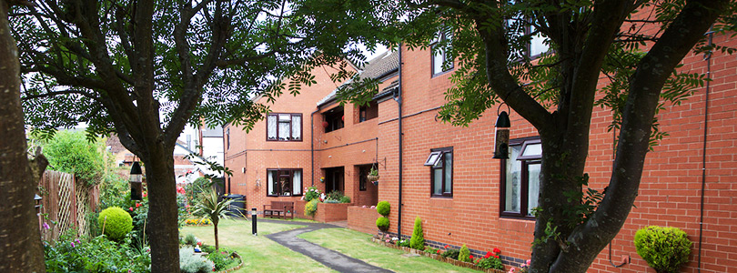 St Philip's Court Sheltered Housing Gloucester Charities Trust